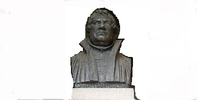 Luther Büste